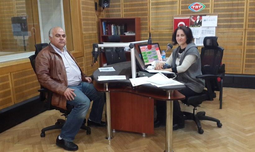 TRT Çukurova ile Röportaj