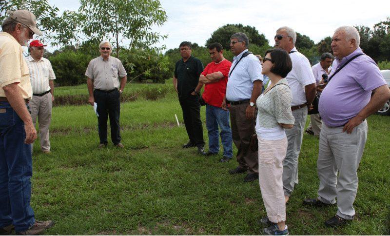 Narenciye Çiftçi Eğitimi Projesi