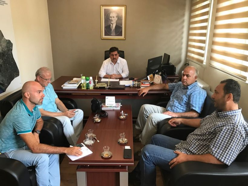 Ofi-Med Tübitak Prima Project Preparations Begins!